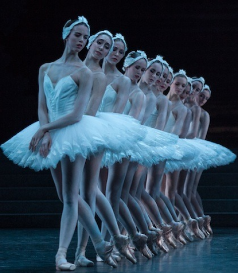 FREE Live Stream Swan Lake French Way Opéra de Paris