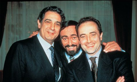 FREE STREAM :The Three Tenors: Luciano Pavarotti, Plácido Domingo, José Carreras.