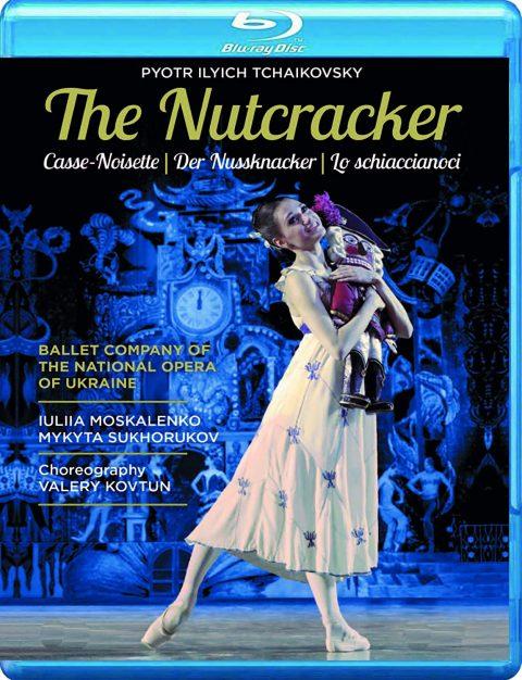 Free Stream via OperaBook NUTCRACKER Tchaikovsky – National Opera of Ukraine