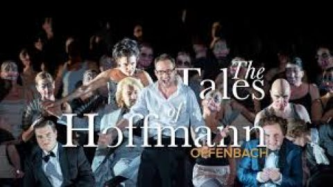 Free Stream THE TALES OF HOFFMANN Offenbach – Komische Oper Berlin