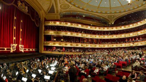 The Royal Opera House UK Season 2021-2022