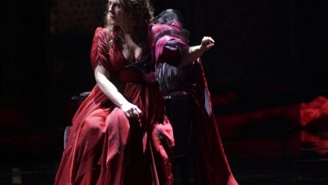 Tosca Teatro Real 2021 Sondra Radvanosky.Joseph Calleja.Carlos Álvarez .