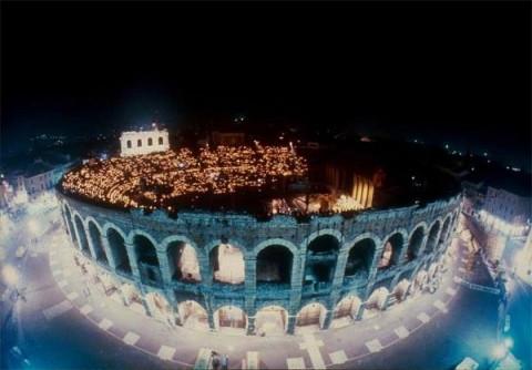 Franco Zeffirelli, Anna Netrebko & Placido Domingo : Arena Opera Festival 2019