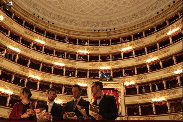 propedeutica danza alla scala milan - photo#25